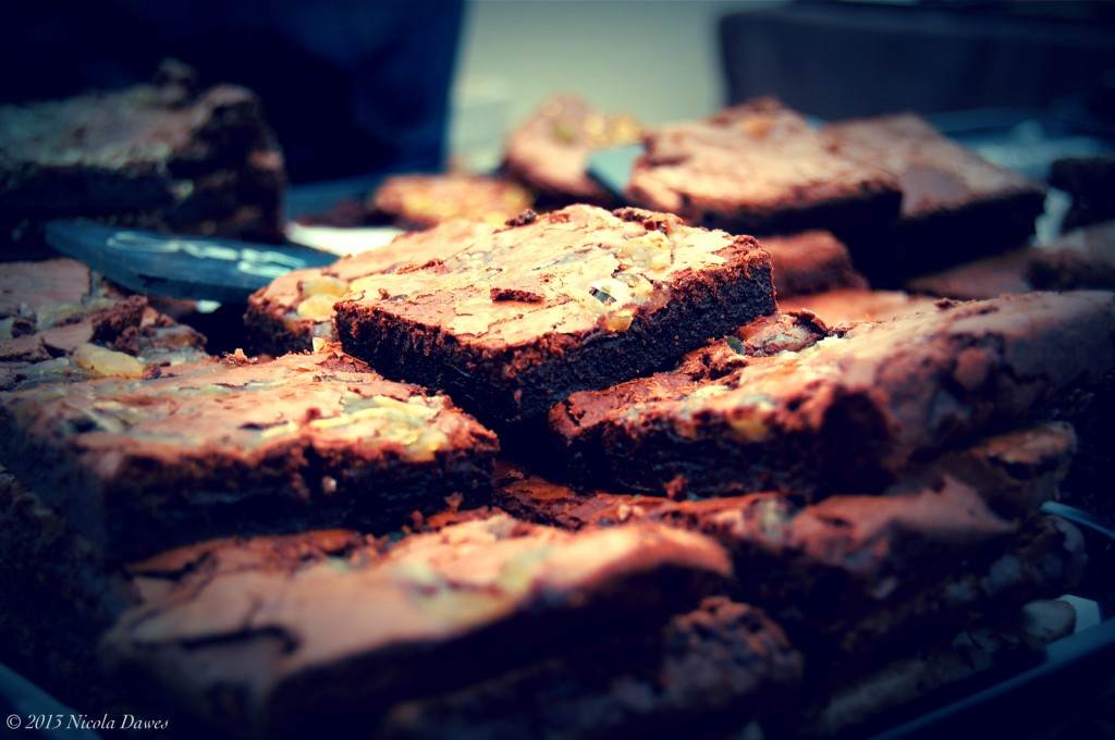 sharingourfoodadventures.com Delicious Brownies