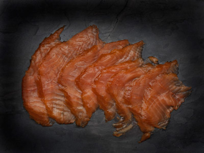 sharingourfoodadventures.com Cold Smoked Salmon from Staal Smokehouse - superb!