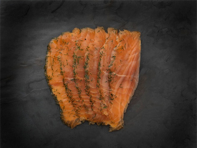 sharingourfoodadventures..com Gravadlax from Staal Smokehouse - my absolute favourite.