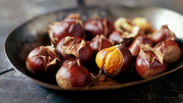 Cooking with Chestnuts