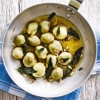 Ricotta Gnudi with Sage Butter recipe - courtesy of Good Food.