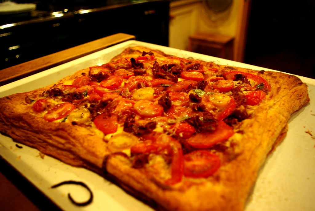 Brilliant Tomato Tart recipe