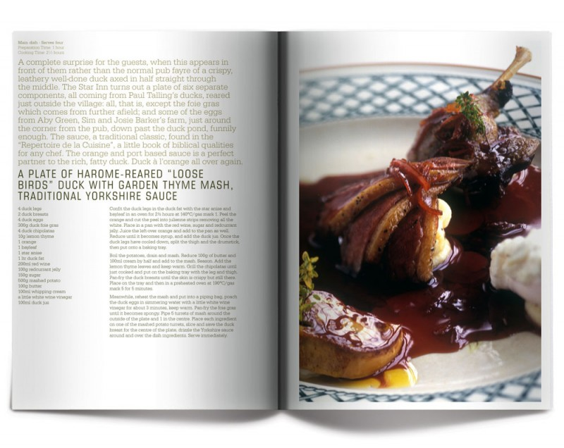 Black Pudding & Foie Gras - Andrew Pern - Face Publications