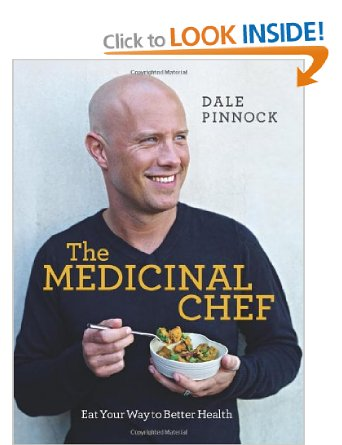 The Medicinal Chef by Dale Pinnock
