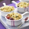 Pear & Blackberry Crumble Recipe