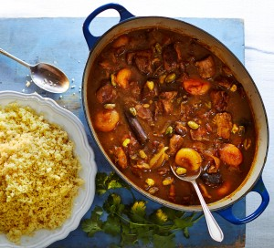 Persian Lamb Tagine - Good Food