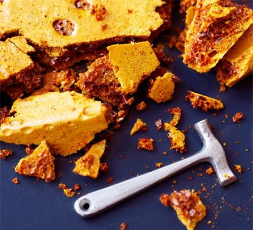 - Honeycomb Recipe -courtesy Good Food