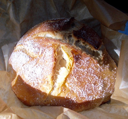 Erik's new Sourdough recipe- fantastic